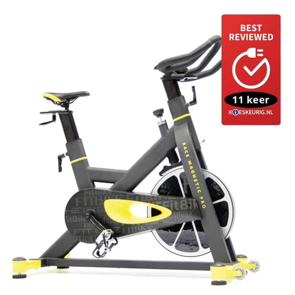 FitBike Race Magnetic Pro Spinningfiets