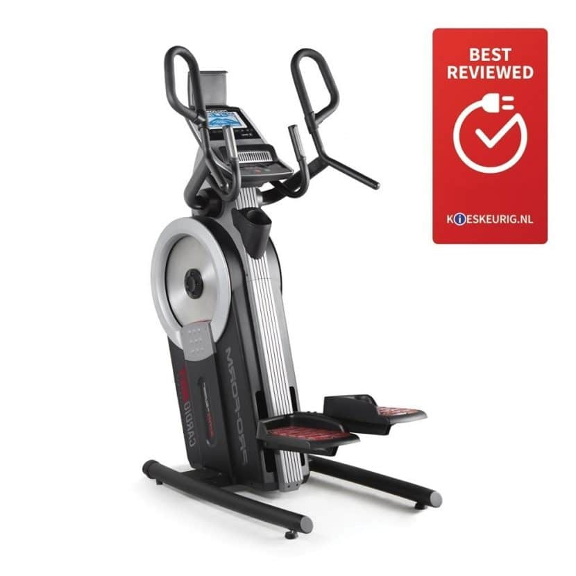 stairclimber proform cardio hiit trainer